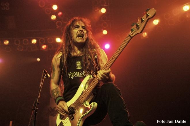 Iron Maiden - Steve - Oslo Spektrum 2005