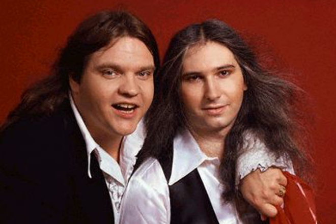 Meat Loaf & Jim Steinman 1977