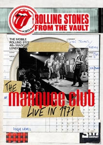 The Rolling Stones_The Marquee Club - Live In 1971