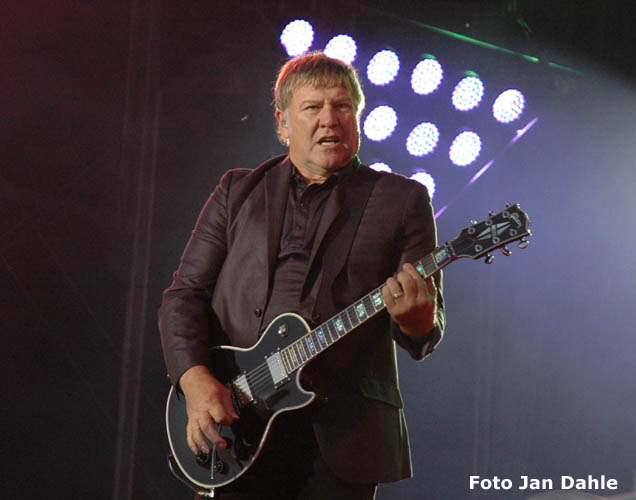 Rush Alex Lifeson SRF 2013