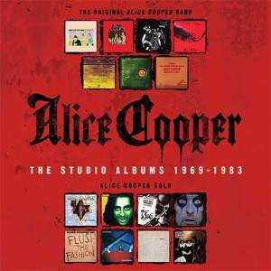 Alice Cooper_The Studio Albums 1969-1983