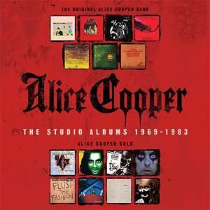 Alice Cooper_The Studio Albums 1969-1983