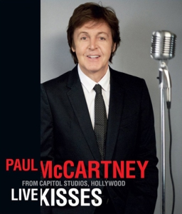 Paul McCartney_Live Kisses
