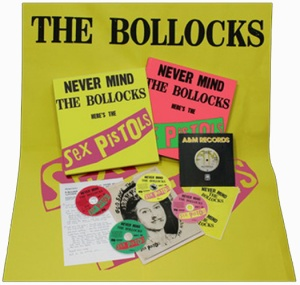 Sex Pistols_Never Mind The Bollocks (Box)