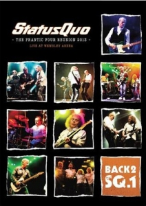 Status Quo_The Frantic Four Reunion 2013