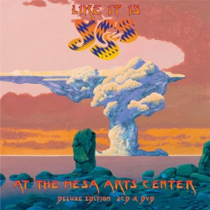Yes_Like It Is - Yes At The Mesa Arts Center