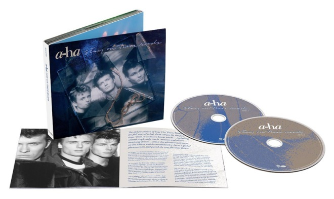 a-ha_Stay On These Roads - Deluxe