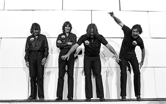 Pink Floyd_Band The Wall
