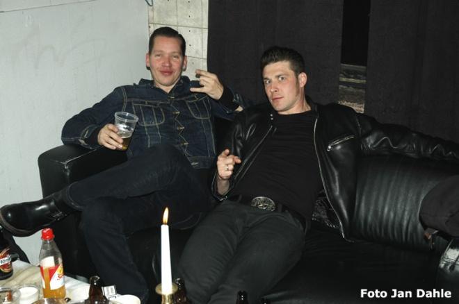 The Carburetors_King & Chris, John Dee 16-5-09 1