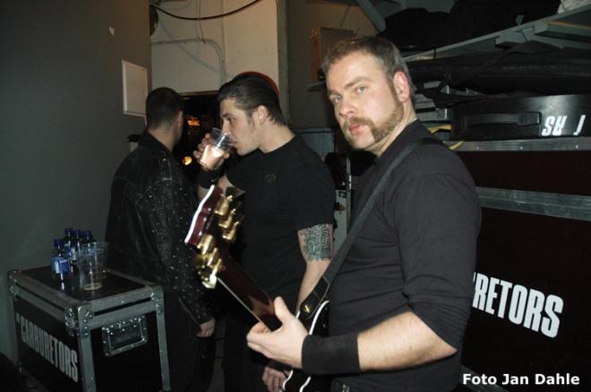The Carburetors_Stian & Chris, John Dee 16-12-06 1
