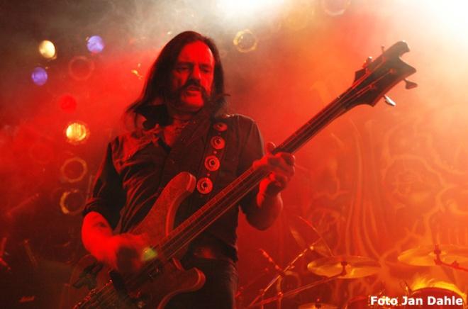 Motörhead_Lemmy, Rockefeller desember 2004