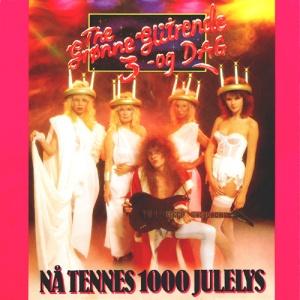 The Grønne Glitrende 3 Og Dag_Nå Tennes 1000 Julelys Front