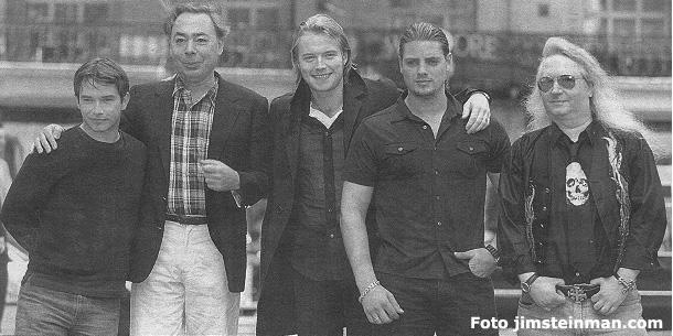 Webber, Steinman & Boyzone_1998