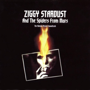 David Bowie_Ziggy Stardust And The Spiders From Mars - Soundtrack