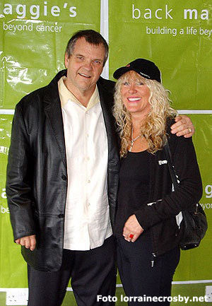 Meat Loaf & Lorraine Crosby