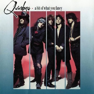 The Quireboys_A Bit Of What You Fancy