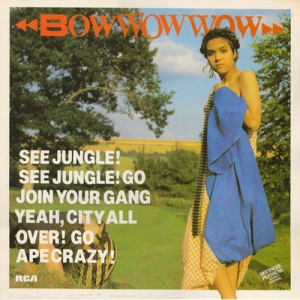 Bow Wow Wow_See Jungle (Alt cover)