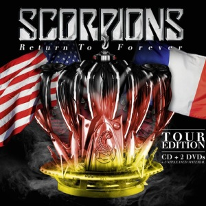 Scorpions_Return To Forever (Tour Edition)
