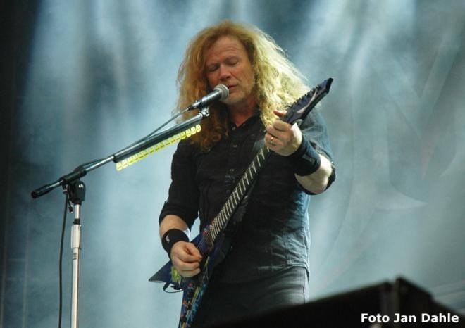 Megadeth - Dave_TOR2016