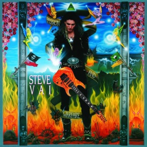 Steve Vai_Passion And Warfare