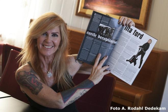 Lita Ford_Jevnaker med Scream (Foto A. Rodahl Dedekam)