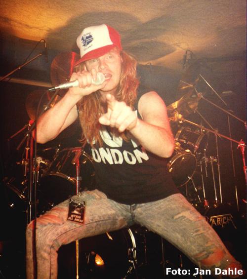 Artch - Eirikur 16-4-1989