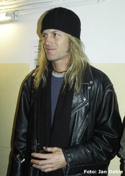 Dio - Doug backstage, Sentrum Scene 2005