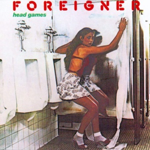 Foreigner_Head Games