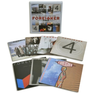 Foreigner_The Complete Atlantic Studio Albums