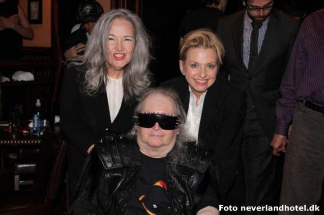 Jim Steinman, Karla DeVito & Ellen Foley_54 Below mai 2015