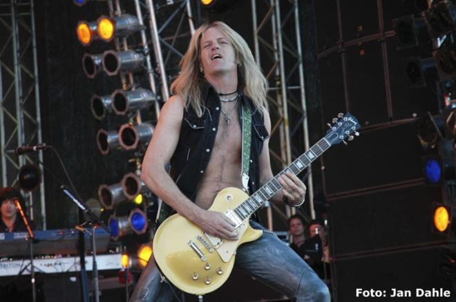 Whitesnake - Doug, SRF 2008