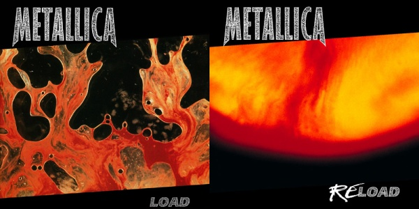Metallica_Load & ReLoad